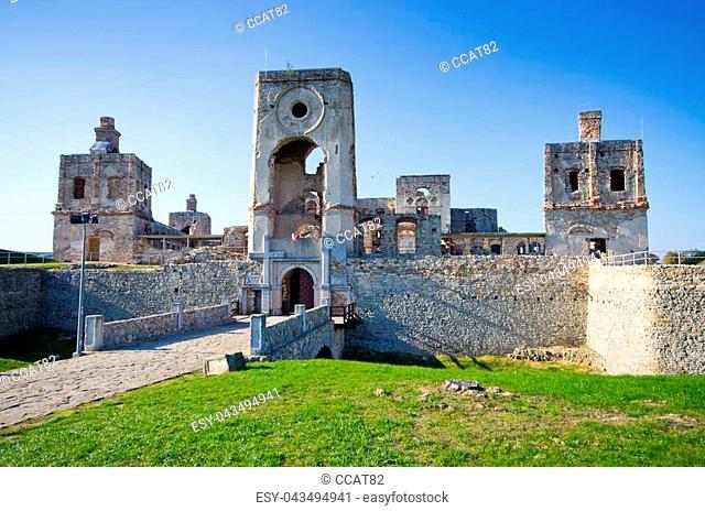 Ruins of Krzyztopor castle - Poland