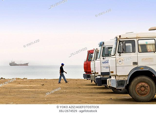 Daily life, Massawa, Eritrea