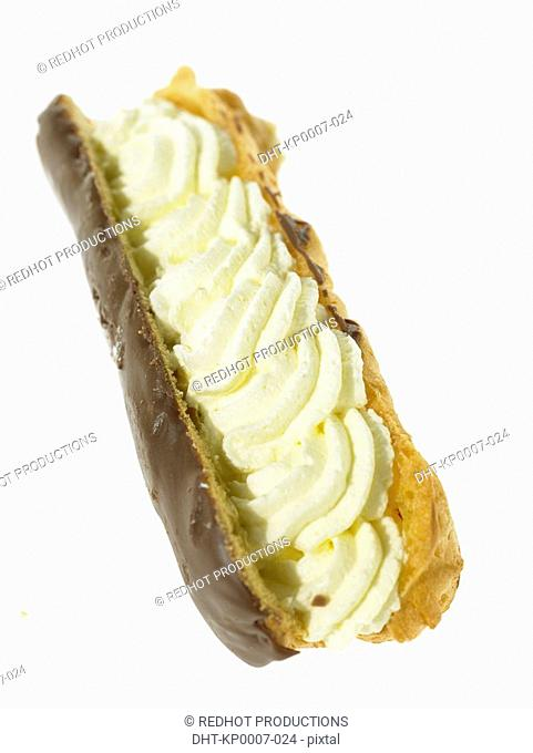 Food - Cream Cakes, Chocolate Eclair