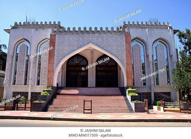 The newly built Mehedibagh Jame Mosque, at Mehedibagh, in the port city of Chittagong, in Bangladesh October 17, 2008