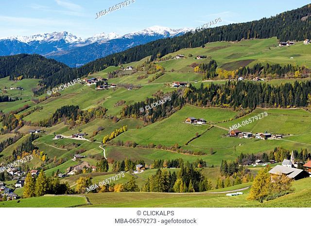 Santa Maddalena (Val di Funes)-Trentino Alto Adige, Italy