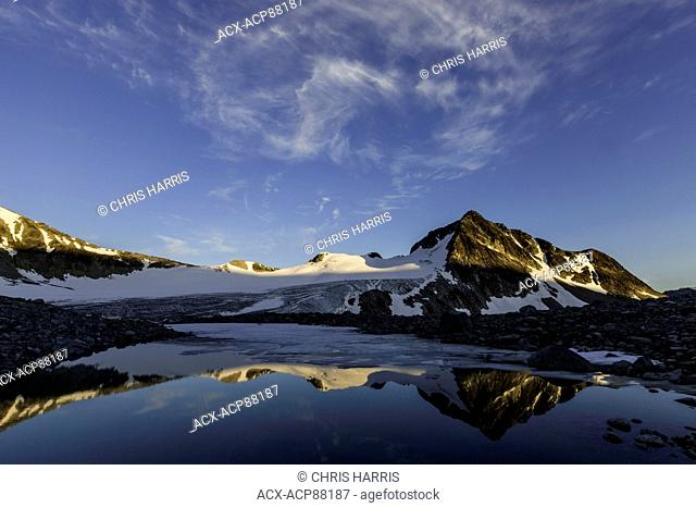 British Columbia, Canada, Chilcotin Ark, Charlotte Alplands, Chilcotin region, glacier, Coast Mountains