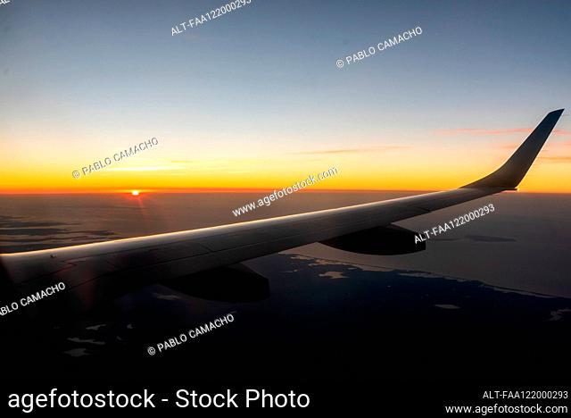 Wing of aeroplane