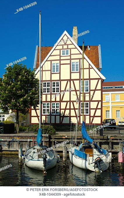 Christianshavn district Copenhagen Denmark Europe