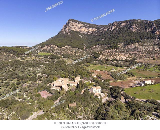 Son Mas, Valldemossa, Mallorca, balearic islands, Spain