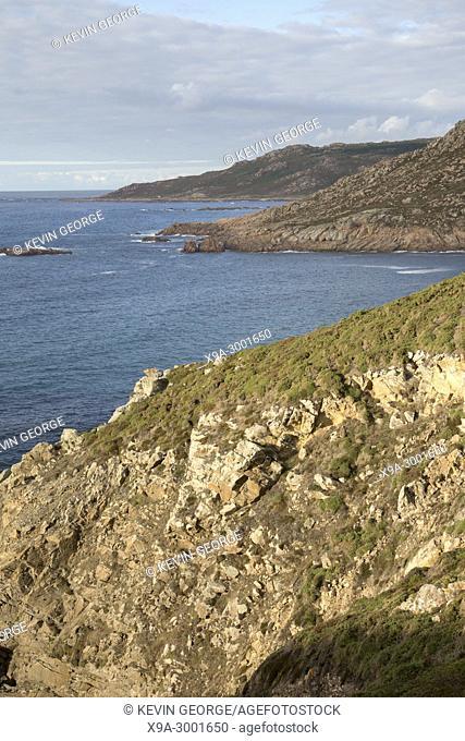 Estrunfo Point; Costa de la Muerte; Galicia; Spain