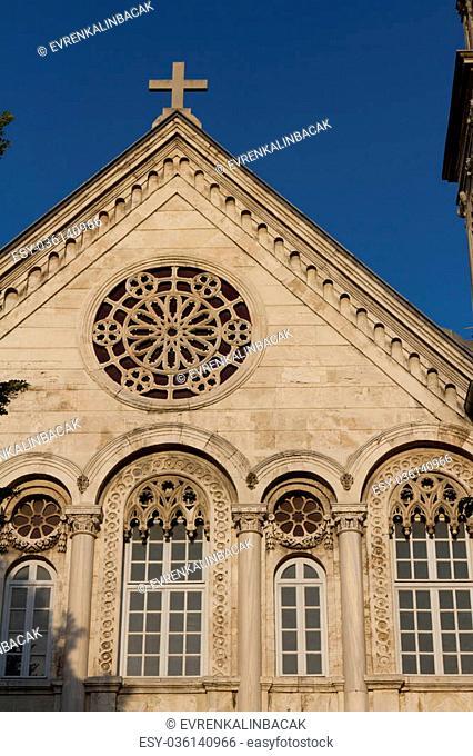 Hagia Triada Greek Orthodox Church, Istanbul