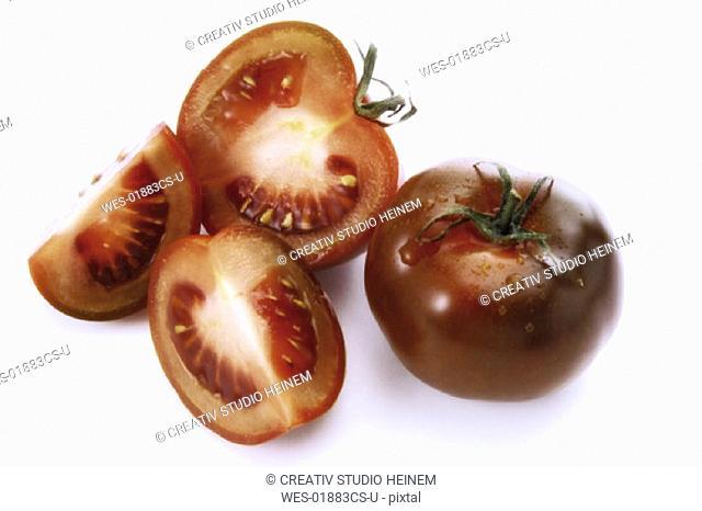 Kumato - new tomatoe variety