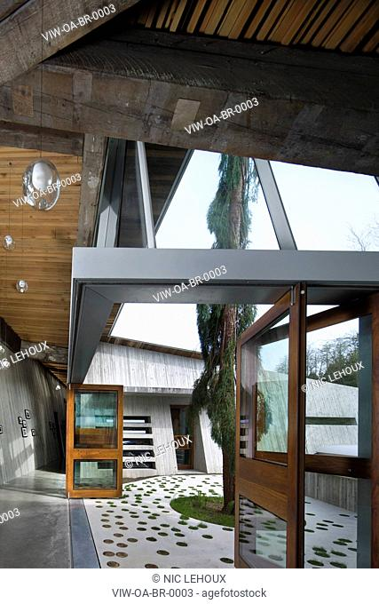 23.2 HOUSE, OMER ARBEL OFFICE, PRIVATE RESIDENCE, WHITE ROCK, CANADA, 2010, WHITE ROCK, NEW BUILD HOME, Architect2010