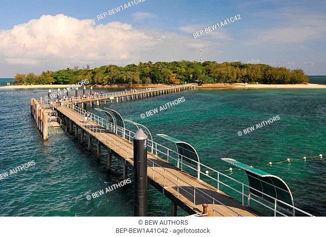 Australia, Queensland, Green Island, Great Barrier Reef