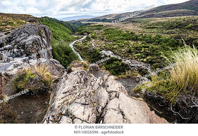 Tongariro National Park Canyon, Lord of the Rings Location, Mordor, Tongariro, New Zealand