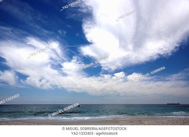 Clifton Beach Seascape