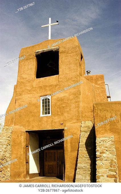 San Miguel Church, Santa Fe New Mexico
