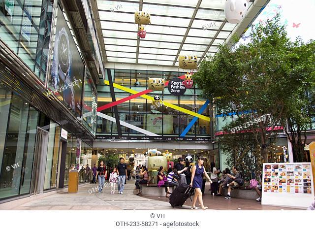 K11 building, Tsimshatsui, Kowloon, Hong Kong