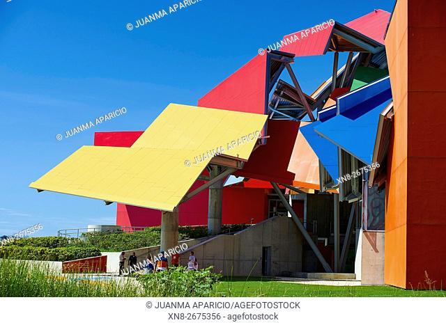 Biodiversity Museum by Frank O. Gehry, Panama City, Republic of Panama, Central America