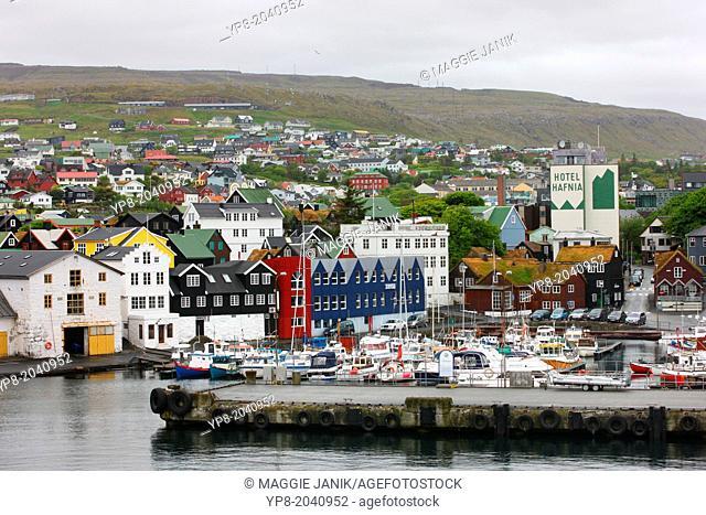 Torshavn, Streymoy Island, Faroe Islands