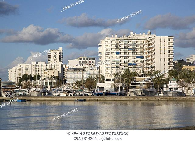 Port, San Antonio, Ibiza, Spain