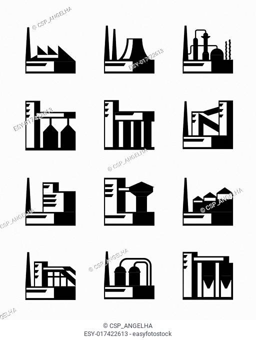 Industrial construction set