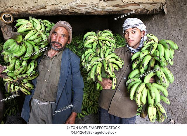 banana wholesale in Afghanistan