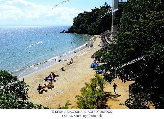 Los Cayos Beach Samana Dominican Republic Hispaniola Southern Caribbean Cruise