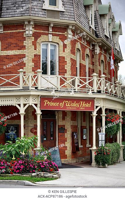 Prince of Wales Hotel, Niagara-on-the-Lake, Ontario, Canada