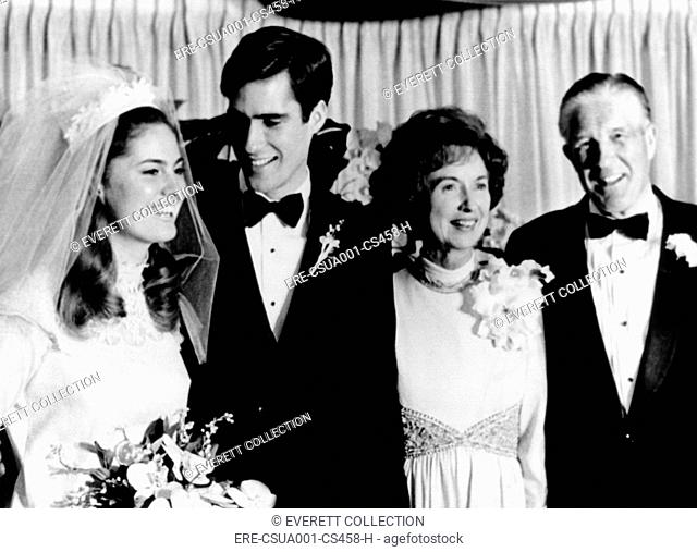 Mitt Romney, son of the HUD Secretary, George Romney, married the former Ann Davies, on March 21, 1969. The couple were wed in a civil ceremony at the home of...