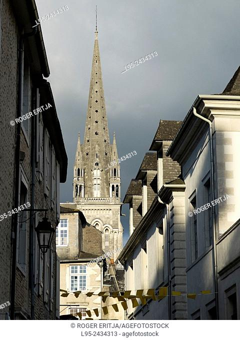 Cathedral of Pau, France