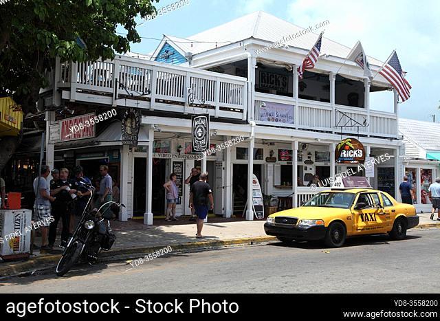 Key West, Florida Keys Florida, USA