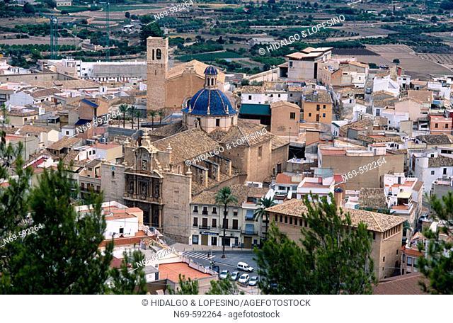 Lliria. Valencia province. Spain