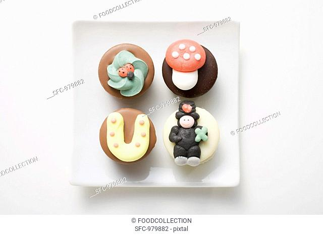 New Year sweets