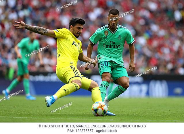 firo: 31.07.2019, Fuvuball, 1.Bundesliga, season 2019/20, Audi Cup 2019, match for 3rd place, Real Madrid - Fenerbahce Istanbul 5: 3, Ozan Tufan