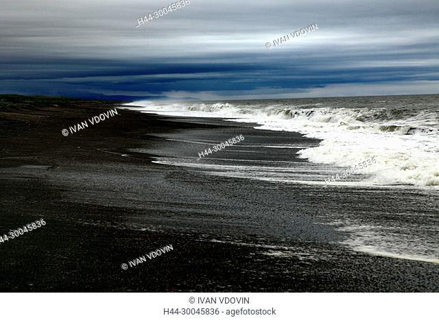 Sea of Okhotsk, Kamchatka Peninsula, Russia