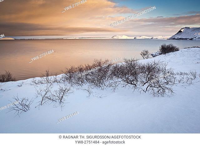 Lake Thingvallavatn, Thingvellir National Park, Iceland