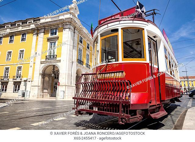 Praça do Comércio, Lisbon, Portugal