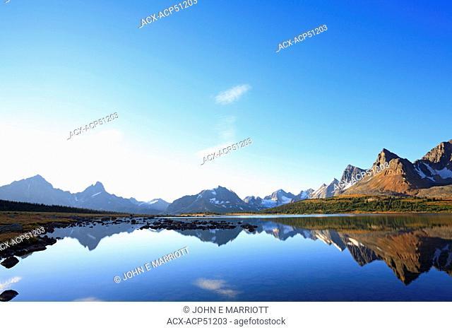 Amethyst Lake, Tonquin Valley, Jasper National Park