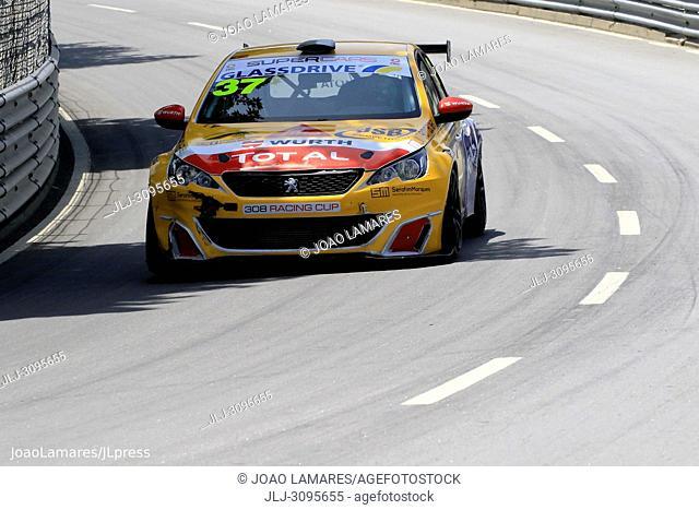 Fabio Mota, Peugeot 308 TCR #37, Vila Real, Portugal