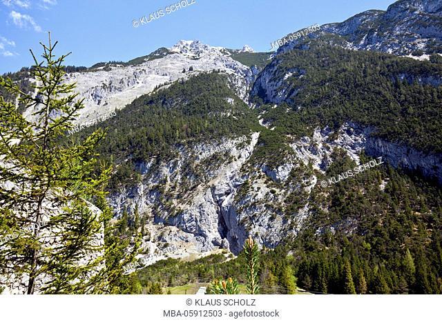 Marchklamm (gorge)