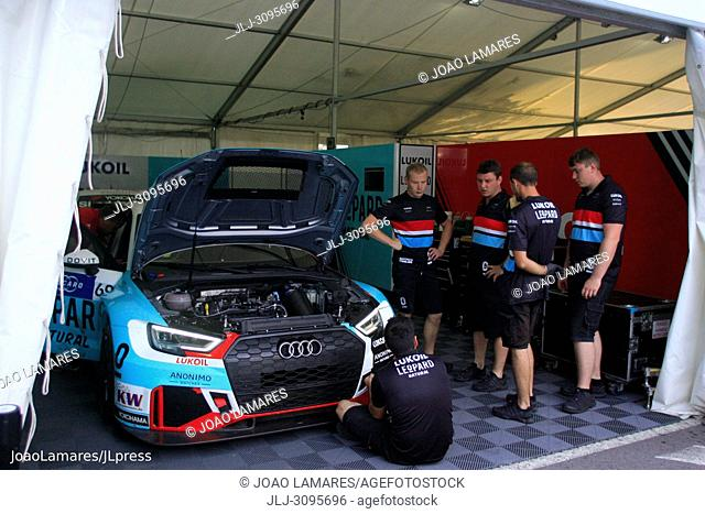 JK Vernay, Audi RS3 LMS #69, WTCR Race of Portugal, Vila Real 23-25 de June 2018