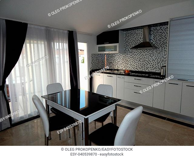 Hotel Interior in Fethiye in Turkey