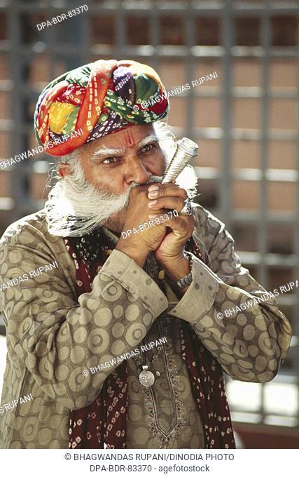 folk musician , rajasthan , india , MR  NO  657
