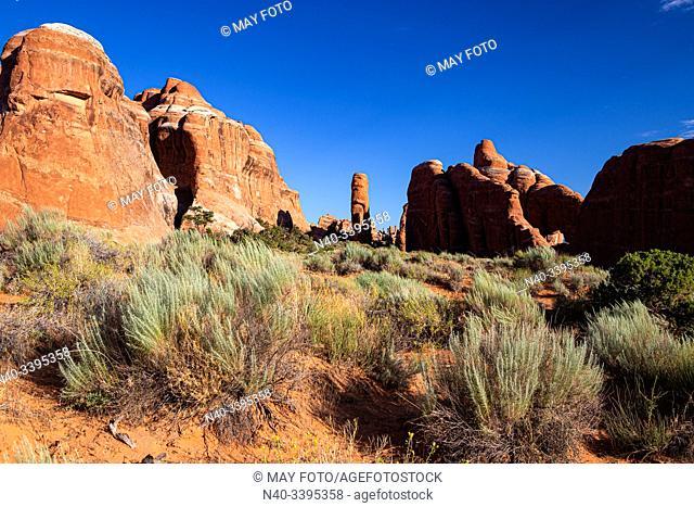 Arches Nat. Park, Moab, Utah, United States