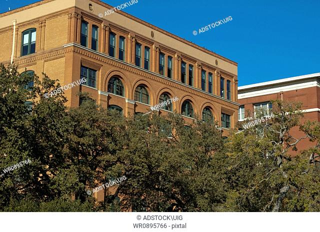 Area where President Kennedy was Shot, Dallas, Texas