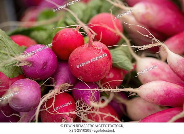 Beets for sale at a Farmers Market