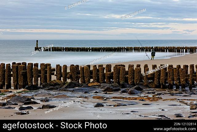 North Sea landscape