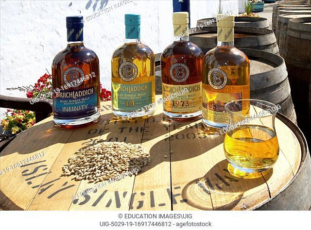 Bruichladdich Whisky, Islay