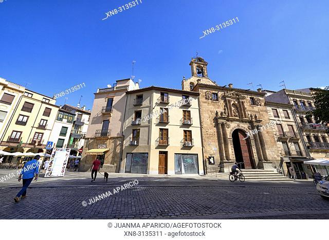 Plaza del Corrillo, Salamanca City, Spain, Europe