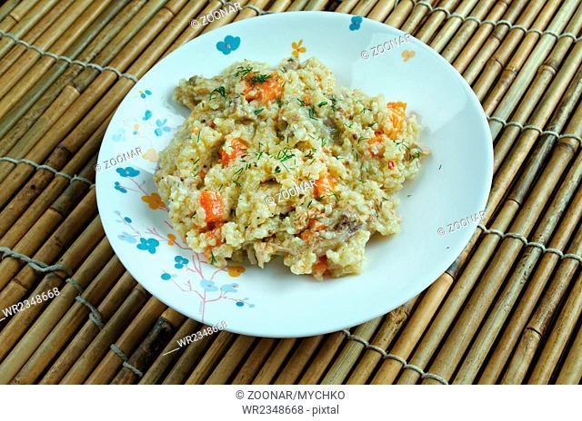 Chicken Sindhi Biryani