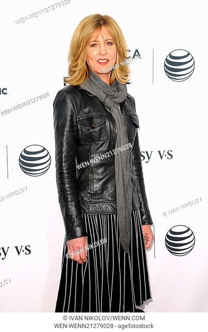 "2014 Tribeca Film Festival Opening Night Premiere of """"Times Is Illmatic"""" Featuring: Christine Lahti Where: Manhattan, New York"