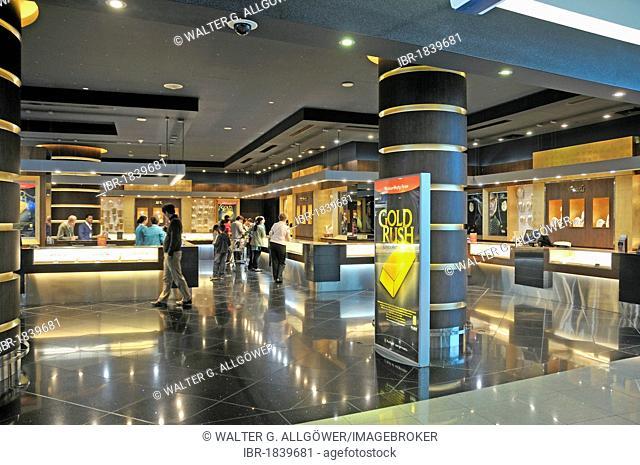 Duty-Free Shops, Terminal 3, Dubai International Airport, Dubai, United Arab Emirates, Middle East, Asia
