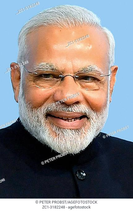 Narendra Modi - *17. 09. 1950 - Indian politician and 14th Prime Minister of India since 2014